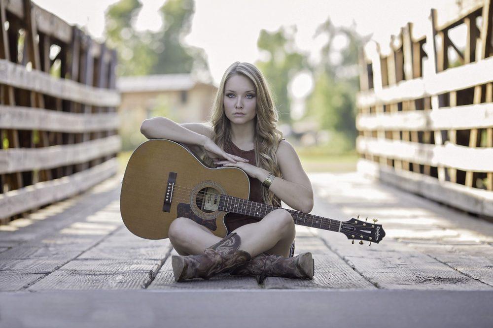 La musique utilisée comme un pont